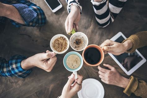 As it turns out, black coffee drinkers are the most likely to consider themselves as light sleepers. Coffee mornings for parents and carers of disabled young people - Knowsley News