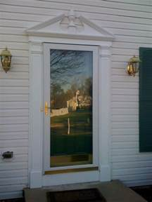 Exterior Front Door Trim
