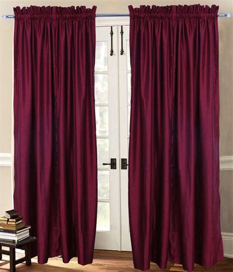 blindsncurtains faux silk curtains semi sheer dupioni