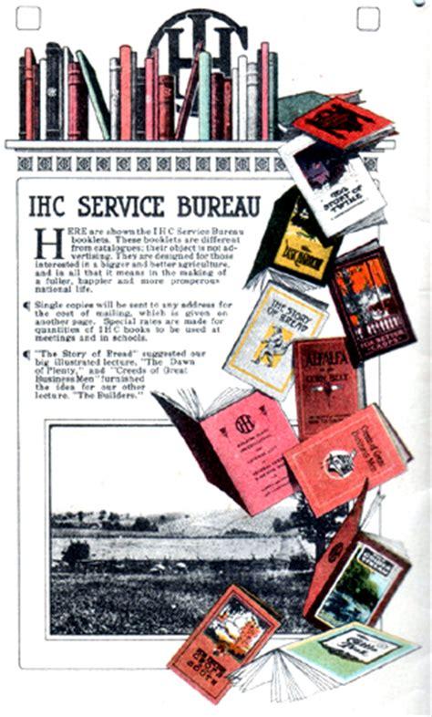 bureau service chatellerault mccormick deering com ihc service bureau brochures