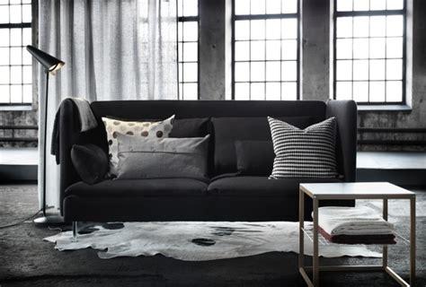 Divano Ikea Stockholm : The SÖderhamn Replosa Has Simple, Oversized, Geometric