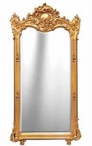 Grand Miroir Baroque : commode baroque de style louis xv blanche 2 tiroirs et bronzes dor s ~ Teatrodelosmanantiales.com Idées de Décoration