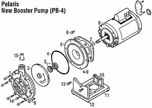 Polaris Booster Pump Troubleshooting  U0026 Repair Guide