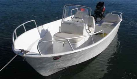 Center Console Boats On A Budget by Research 2014 Allmand 13 Center Console Open Fisherman