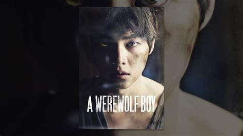 boy werewolf