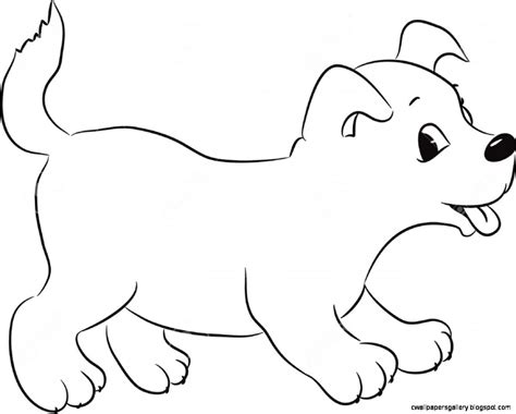 cute dog drawing wallpapers gallery