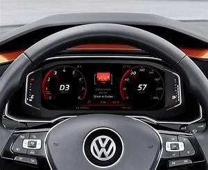Digitales Info Display Seat : new 2018 volkswagen polo revealed has coolest dash ever ~ Kayakingforconservation.com Haus und Dekorationen