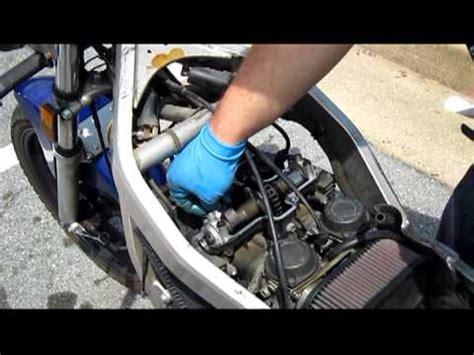 suzuki gse valve clearance check