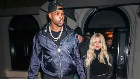 Khloe Kardashian Reacts To Tristan Thompson Giving Her A ...