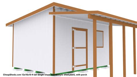 build a lean to shed roof 2017 2018 best cars reviews