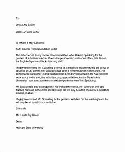 How To Write A Letter Of Character Reference Free 7 Letter Of Recommendation Samples In Pdf Ms Word