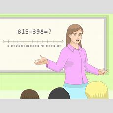 4 Ways To Teach Subtraction Wikihow