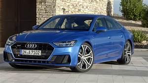 Audi A7 2018 : 2018 audi a7 sportback blue footage youtube ~ Nature-et-papiers.com Idées de Décoration