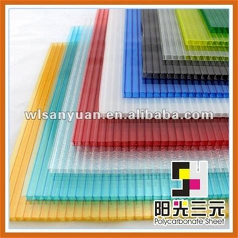 colored polycarbonate sheets colored polycarbonate sheet polycarbonate sheet sun board