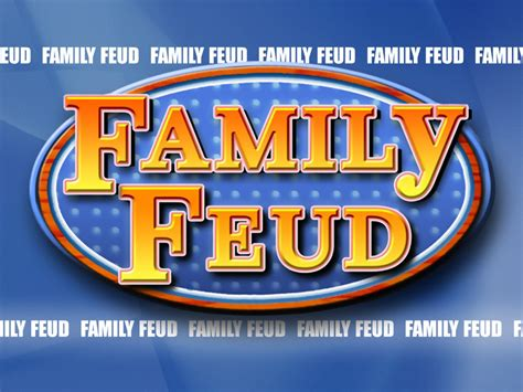 family feud powerpoint template  light recipes family