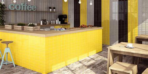 cuisine moderne grise carrelage métro dans la cuisine une décoration tendance
