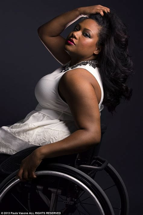 Women in wheelchairs pose for photo campaign celebrating ...
