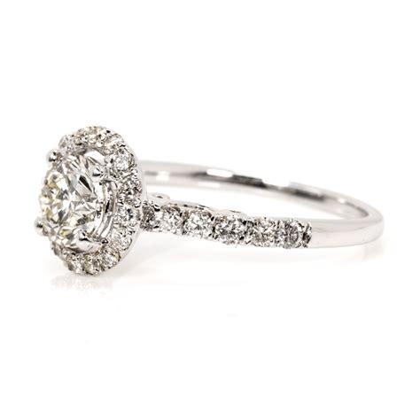 vintage style engagement ring cad119 best diamonds