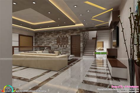modern home designs interior most modern kerala living room interior kerala home