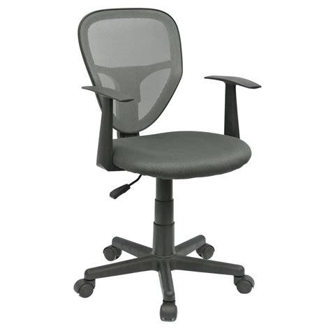 chaise de bureau pour enfant chaise de bureau pour enfant studio gris mobil meubles