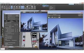 Autodesk 3ds Max screenshot #3