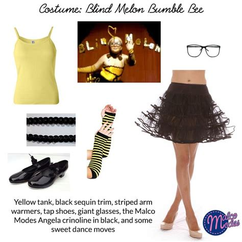 Blind Melon Bee Costume by Tap Bumblebee Costume From Blind Melon Quot No