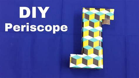 simple periscope  home step  step