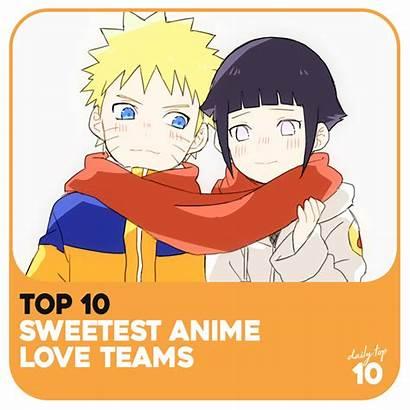 Anime Teams Sweetest Animation
