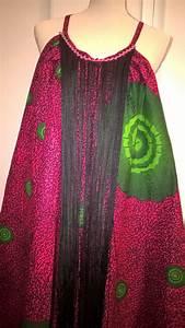 robe en pagne wax de la boutique waxcarnaval sur etsy With vêtements pour femme enceinte