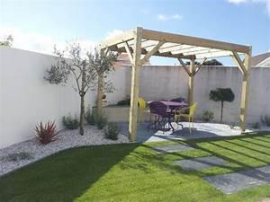 Jardin Paysager Exemple : jardin paysager exemple inds ~ Melissatoandfro.com Idées de Décoration