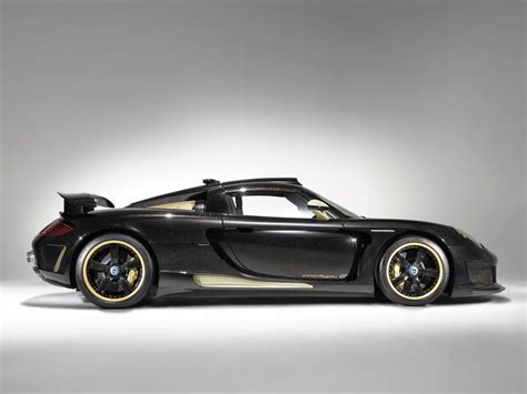 Gemballa Mirage Gt Gold Edition Unofficial Honda Fit