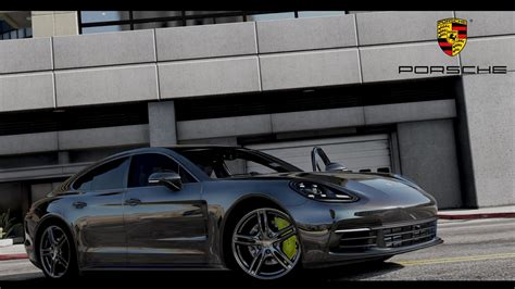 Porsche Panamera 2017 [add-on / Replace]