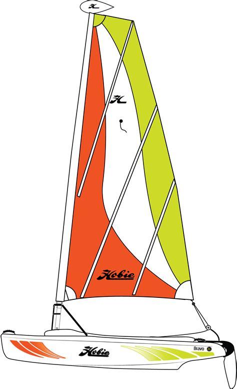 Catamaran Twist A Vendre by Bravo Rotomolded Sailboats Hobie