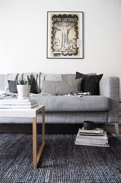 grey sofa white walls best 25 dark grey rug ideas on pinterest my home design office inspo and home office