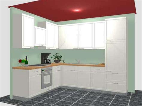 cuisine en angle davaus modele cuisine d angle avec des idées