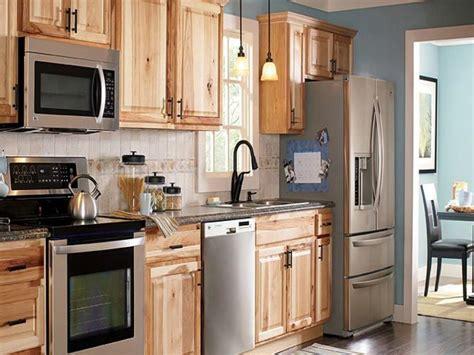 knotty hickory kitchen cabinets knotty hickory kitchen cabinets hickory kitchen cabinets