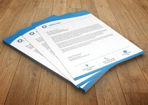 company letterhead templates  sample