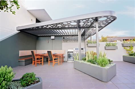 2018 Gold Award & Best in Category Rooftop Design