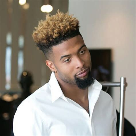 cool odell beckham jr haircuts  trend spotter