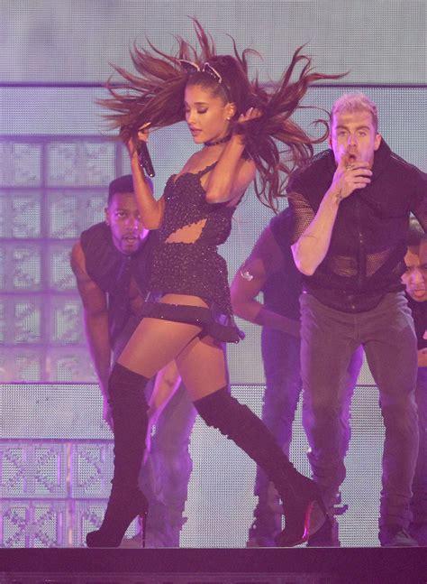 Ariana Grande The Honeymoon Tour In Anaheim 13 Gotceleb