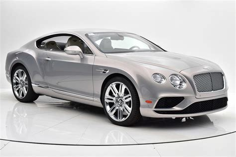 bentley coupe 2017 bentley continental gt w12 coupe
