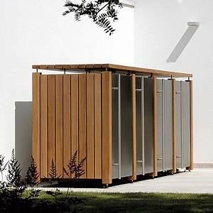 Tonne Aus Holz : glossar m lltonnenhaus mit holzpfosten ~ Watch28wear.com Haus und Dekorationen