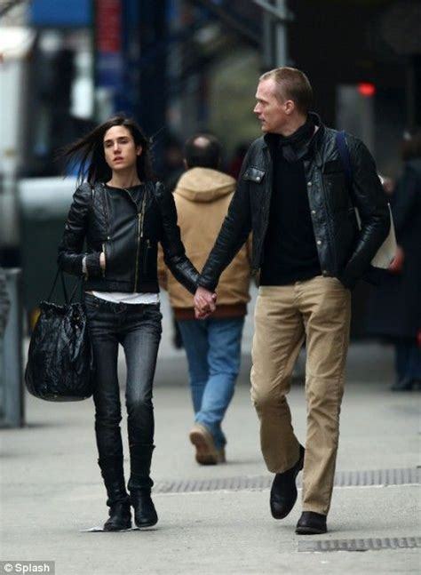 jennifer connelly street style jennifer connelly and paul bettany all time favorite