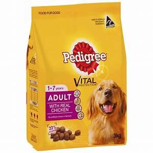 Pedigree Vital Protection Adult : pedigree vital protection with real chicken 1 7 years adult dry dog food 3kg big w ~ Eleganceandgraceweddings.com Haus und Dekorationen