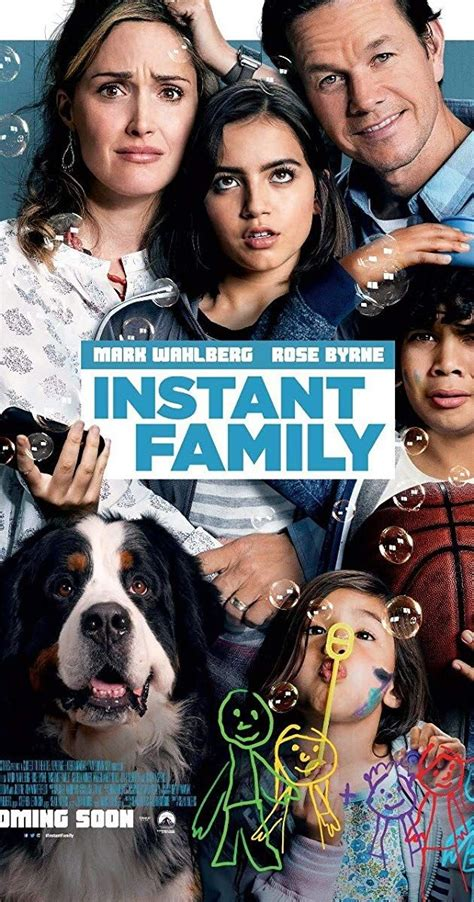 Instant Family (2018) - IMDb | Family movie poster, Comedy ...