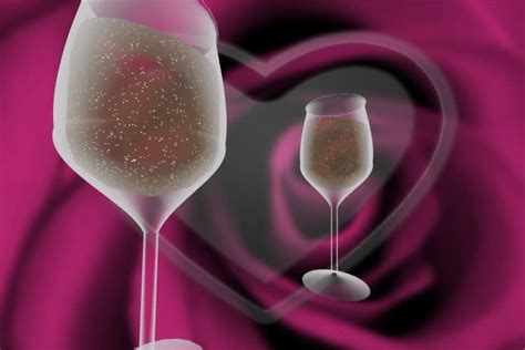 Our Toast Champagne Animation Stock Footage Video 1902235