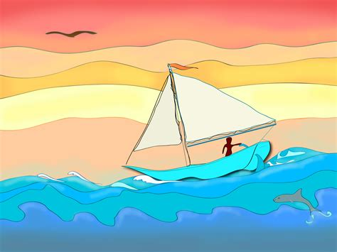 Sailboat Animation by Sail Animation Pictures To Pin On Pinterest Pinsdaddy