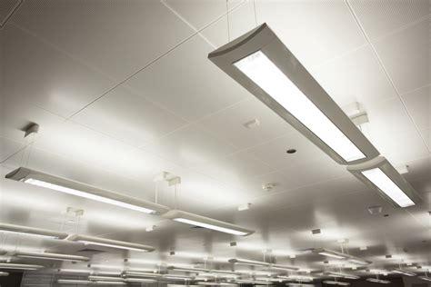 Commercial Hanging Fluorescent Light Fixtures Lighting Ideas