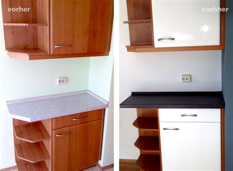 Küchenmöbel Streichen Vorher Nachher by Bodenfliesen Streichen Vorher Nachher Wunderbar
