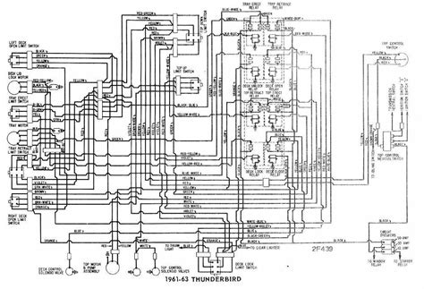 Convertible Tops Wiring Diagram Ford